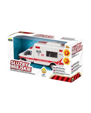 DROMADER Autko ambulans
