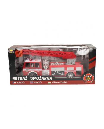 DROMADER Autko straż pożarna duża