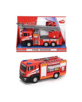 DICKIE Straż MAN Fire Engine. (WYSYŁKA LOSOWA, BRAK MOŻLIWOSCI WYBORU)
