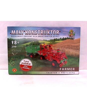 ALEXANDER Mały konstruktor, Traktor