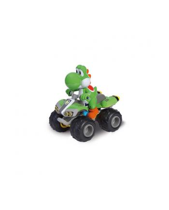 CARRERA RC Quad Nintendo Mario, Yoshi