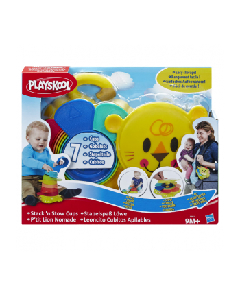 HASBRO Playskool Wieża kotek