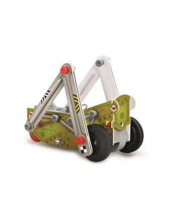 4M Pojazdy silnikowe  robot robak