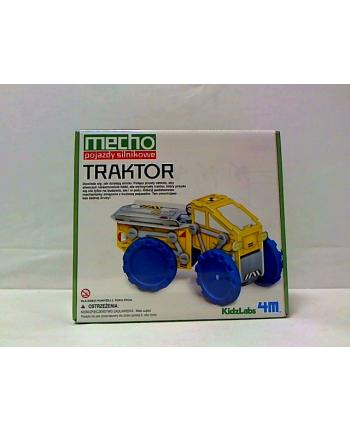 4M Pojazdy silnikowe  traktor