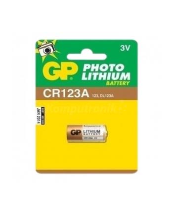 GP Bateria fotograficzna CR17345 blister 1szt.