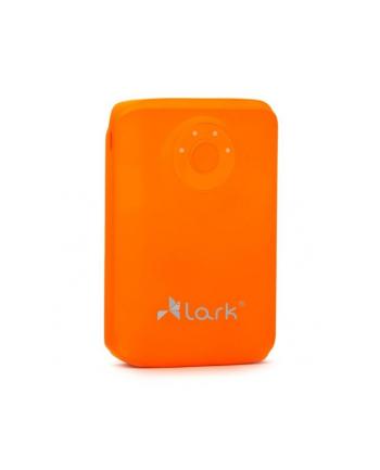 Lark Free Power HD 8400 Power Bank pomarańczowy