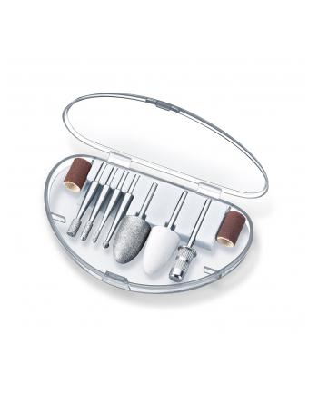 Zestaw do manicure/pedicure Beurer MP 100 biały