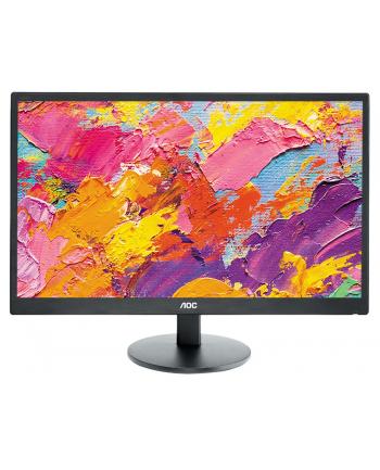 Monitor AOC E2770SH 27inch, MVA, D-Sub/DVI/HDMI