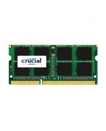 Crucial 8GB 1866MHz DDR3L CL13 SODIMM 1.35V for MAC