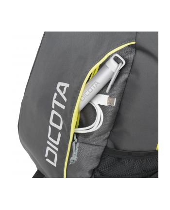 Dicota Backpack Power Kit Premium 14 - 15.6 - Grey