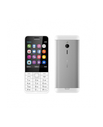 Nokia 230 Biały Dual Sim