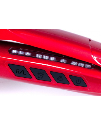 Lokówka obrotowa czerwona         K-231 R