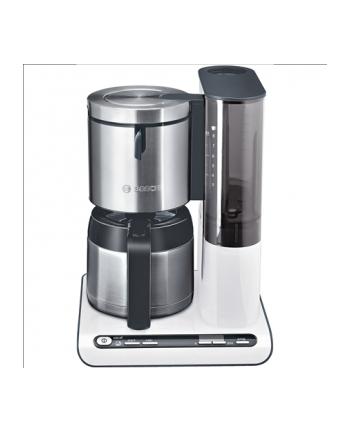 Bosch Ekspres do kawy TKA 8651 white/silver