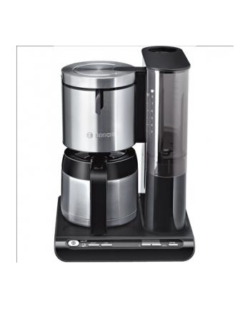Bosch Ekspres do kawy TKA 8653 black - Styline