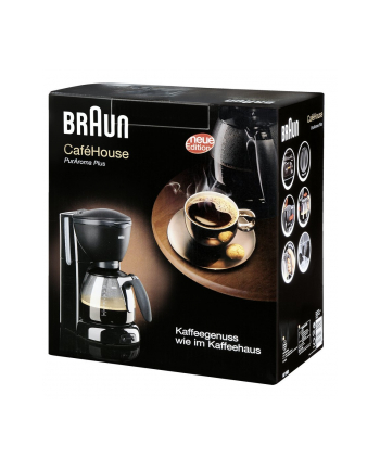 Braun Ekspres do kawy KF 560 Café House black