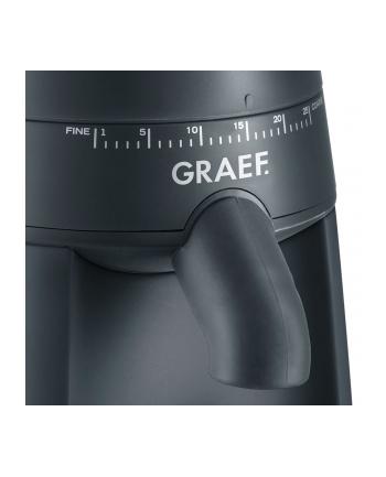 Graef CM 702 - młynek do kawy - czarny