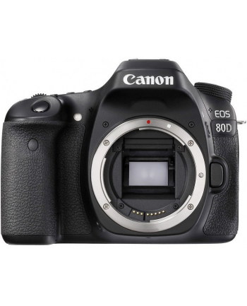 Cyfrowa lustrzanka Canon EOS 80D Body