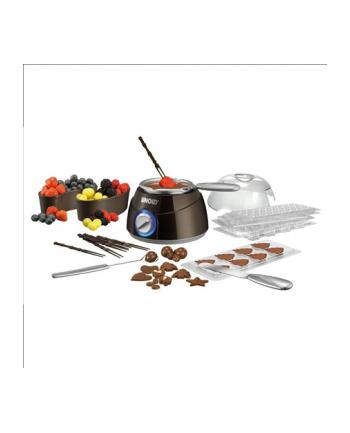 Unold Chocolatier 48667 braun/silver