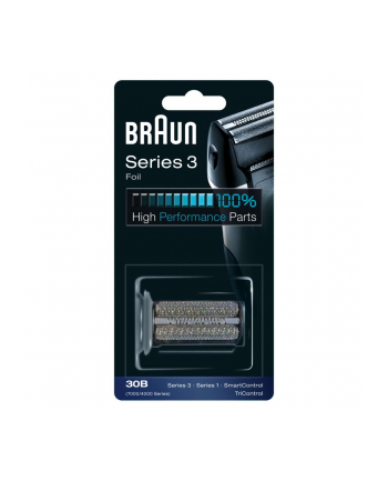 Braun Folia 30B black