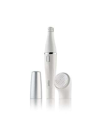 Braun Face 810+ Depilator white