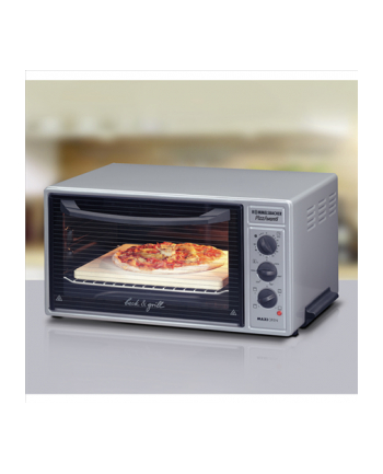 Rommelsbacher Mini-Piecyk BG 1600 1600W grey - Pizza Avanti