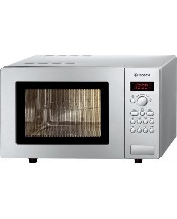 Bosch Mikrofalówka HMT75G451 +Grill 800W silver