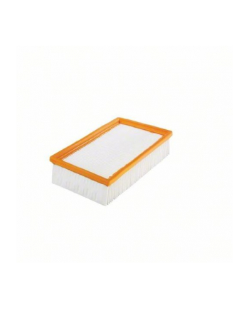 Bosch Filtr płaski fałdowany PES GAS 35-55