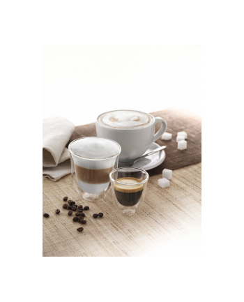 Delonghi Espresso Szklanka Thermoglas 2er
