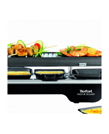 Tefal Raclette RE 5228 1050W black