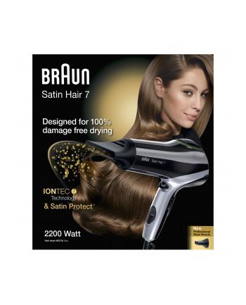 Braun Suszarka do włosów HD710 black - Solo Hair 7
