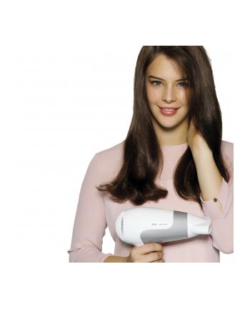 Braun HD 580 - suszarka do włosów - biała