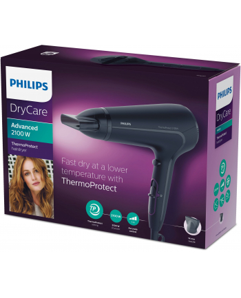 Philips Suszarka do włosów HP 8230/00 2100W black