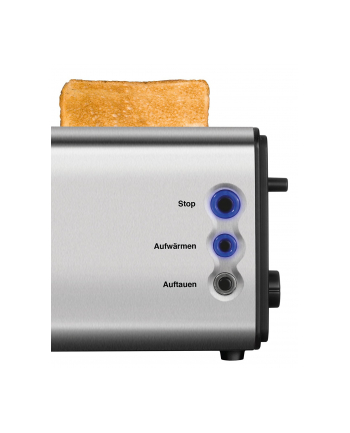 Unold Toster 38915 OnyxDuplex silver/bk