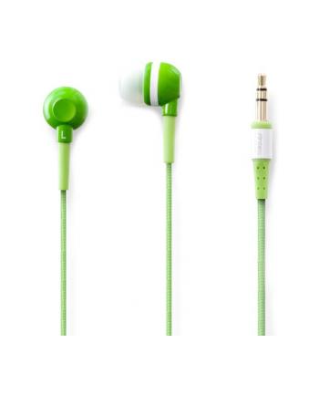 Antec DBS In-Ear headphone - zielone