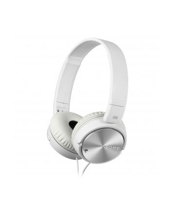 Sony MDR-ZX110NAW - biało srebrne