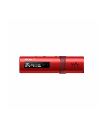 Sony NWZ-B183FR 4GB, MVP-Player - czerwony
