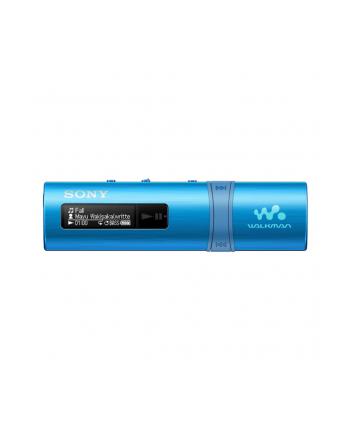 Sony NWZ-B183L 4GB, MVP-Player - niebieski