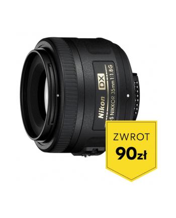 Obiektyw Nikkor AF-S 35mm f/1.8D  DX