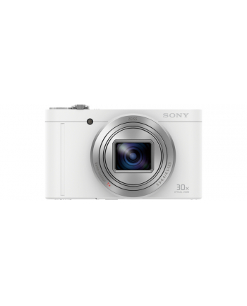 Sony Cyber-shot DSC-WX500 biały