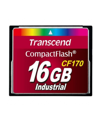Transcend CF 16GB 25/90 CF170