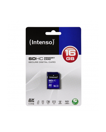 Intenso SD 16GB 5/21 Class 4