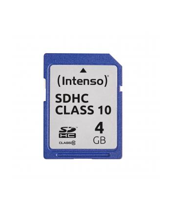 Intenso SD 4GB 12/20 Class 10