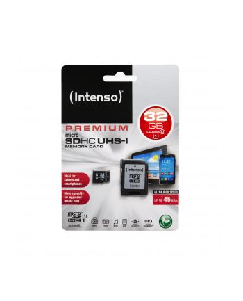 Intenso microSD 32GB 10/45 UHS-I