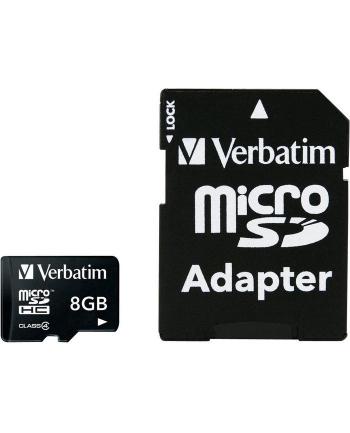 Verbatim Pro 64 GB microSDXC - UHS Speed Class 3