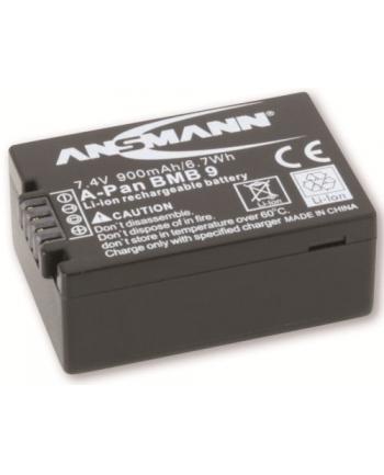 Ansmann A-Pan DMW BMB 9E LI 7.4V/ 900mAh