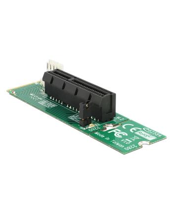 DeLOCK Adapter M.2 NGFF - PCIe x4 - kontroler