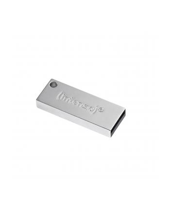 Intenso USB 64GB 20/35 Premium Line srebrny USB 3.0