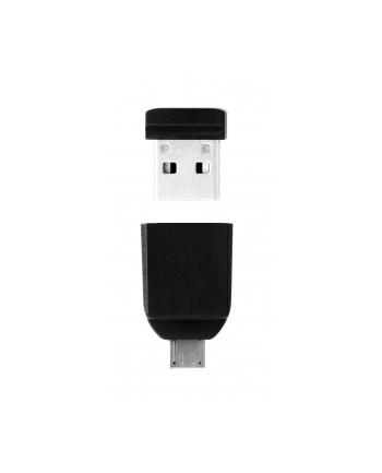 Verbatim USB 32GB 3/10 NANO OTG +1mAd black