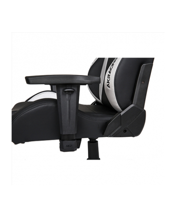 AKRACING Premium Gaming Chair Black/Silver