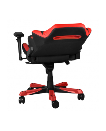 DXRacer IRON Gaming Chair - Black/Red - OH/IS11/NR